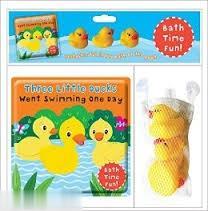 Three Little Ducks Bath Time Fun