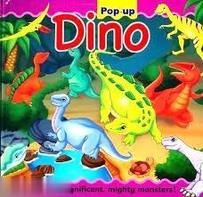 Pop up Dino 3538