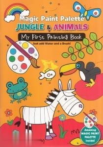 Jungle & Animals Magic Paint Palette 3637
