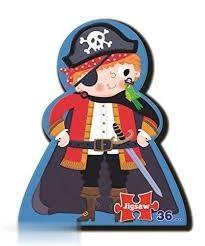 پازل Pirate 36pcs 37673
