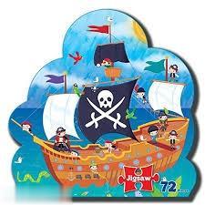 پازل Pirate 72pcs 3106