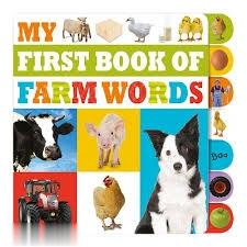 My First Book of Farm Words 4034