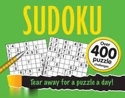 Sudoku Over 400 Puzzle
