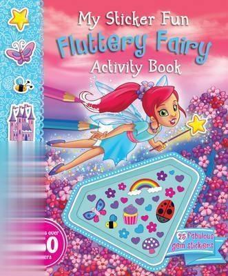 Fluttery Fairy My Sticker Fun
