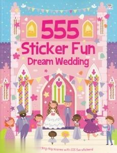 555Sticker Fun Dream Wedding