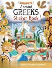 Ancient Greeks Stickers Book