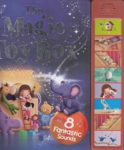 The Magic Toy Box 1558