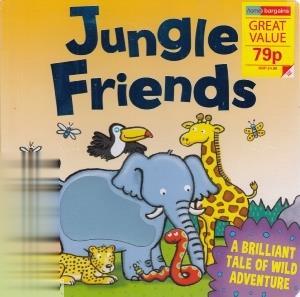 Jungle Friends 5396