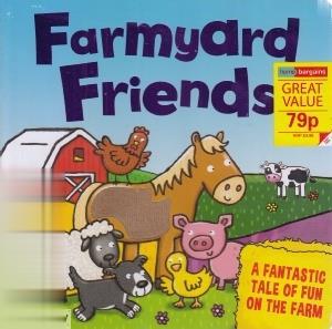Farmyard Friends 5402