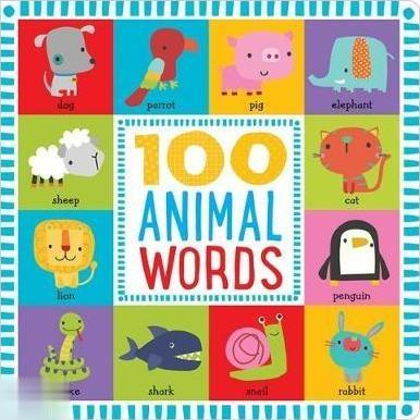 100Animal Words