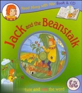 Jack and the Beanstalk Read Along with Me CD