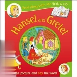 Hansel and Gretel Read Along with Me CD