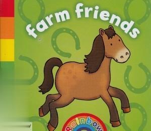 Farm Freinds Rainbow