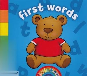 First Words Rainbow