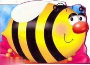 My Chunky Friend Storybook Bee