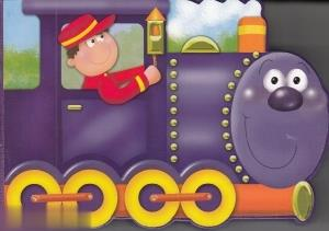 My Chunky Friend Story Book Locomotive
