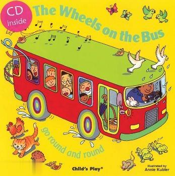 The Wheels On The Bus+CD