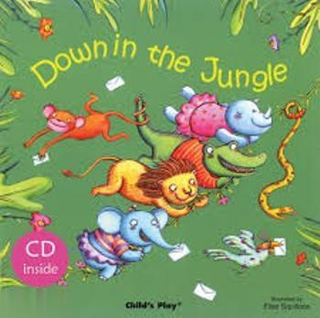 Down In The Jungle+CD