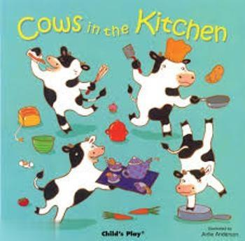 Cows In The Kitchen+CD