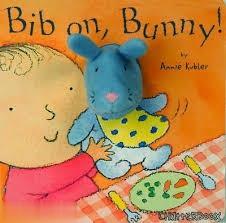 Bib on Bunny 2880