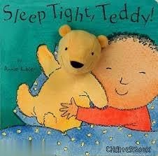 Sleep Tight Teddy 2910