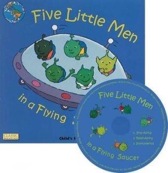 Five Little Men+CD