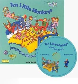 Ten Little Monkeys+CD