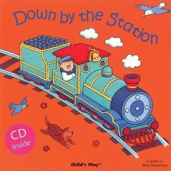 Down By The Station+CD