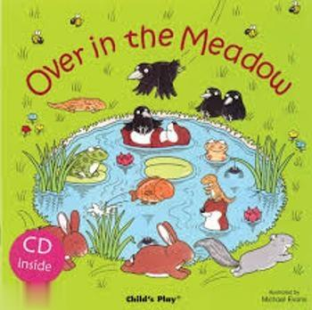 Over In The Meadow+CD
