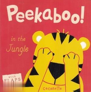 Peekaboo in the Jungle 8660