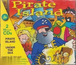 Pirate Island under the Sea
