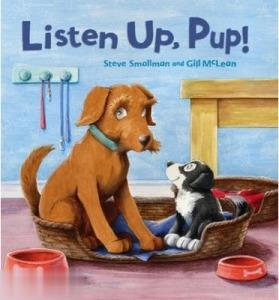 Listen Up Pup