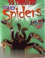 3D Thrillers Deadly Spiders