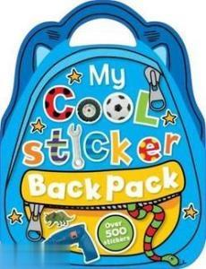 My Cool Sticker Back Pack