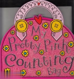 My Pretty Pink Counting Bag