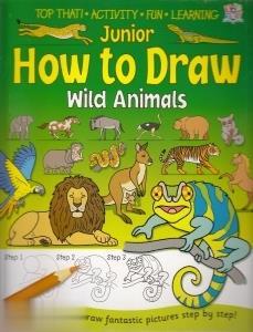 How to Draw Wild Animals