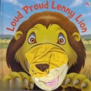 Loud Proud Lenny Lion