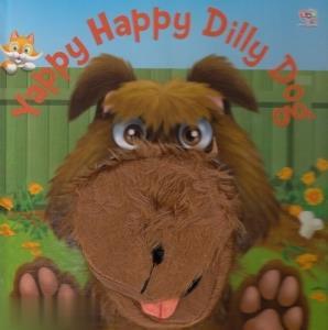 Happy Happy Dilly Dog