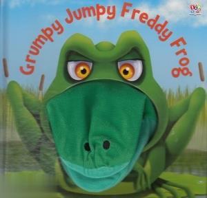 Grumpy Jumpy Freddy Frog