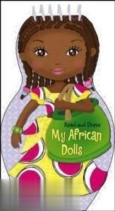 Read And Dress My African Dolls