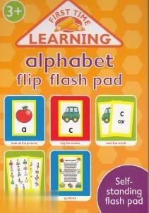 Alphabet Flip Flash Pad