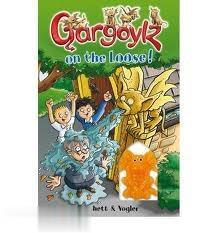 (Gargoylz on the Loose (Sticky Toy