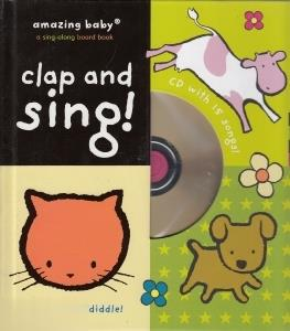 Clap And Sing CD