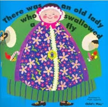 There Was An Old Lady Who Swallowed A Fly+CD