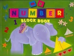 My Number Block Book