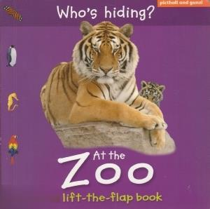 Whos Hiding at the Zoo