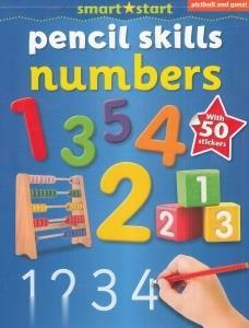 Pencil Skills Numbers