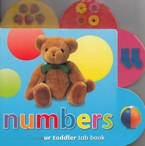 Numbers A Teach Your Toddler Tab Book