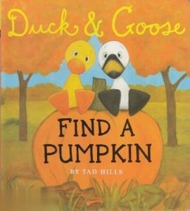 Find a Pumkin Duck & Goose 6592
