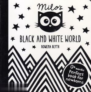 Milos Black and White World